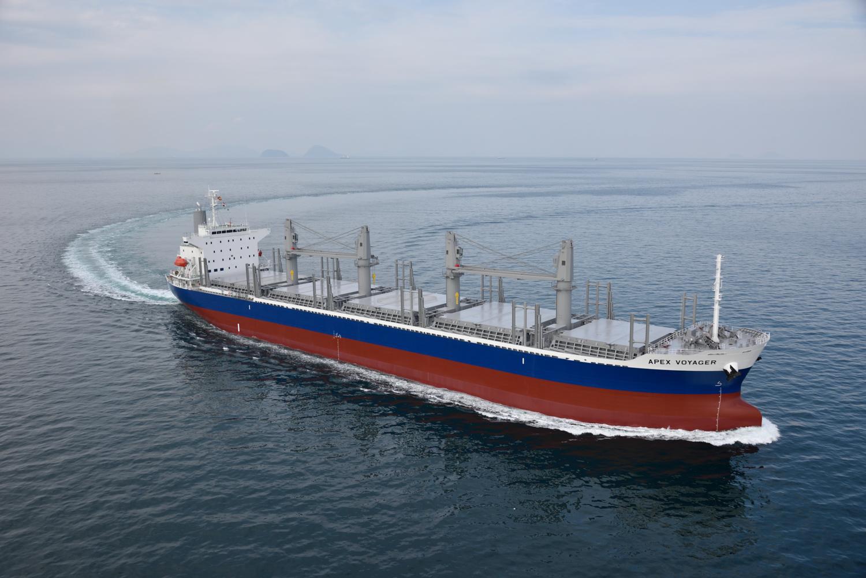 船名:APEX VOYAGER