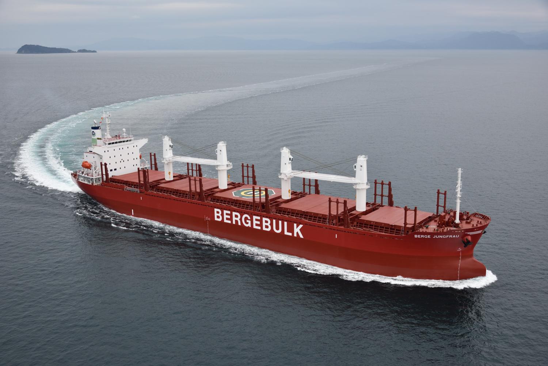 船名:BERGE JUNGFRAU